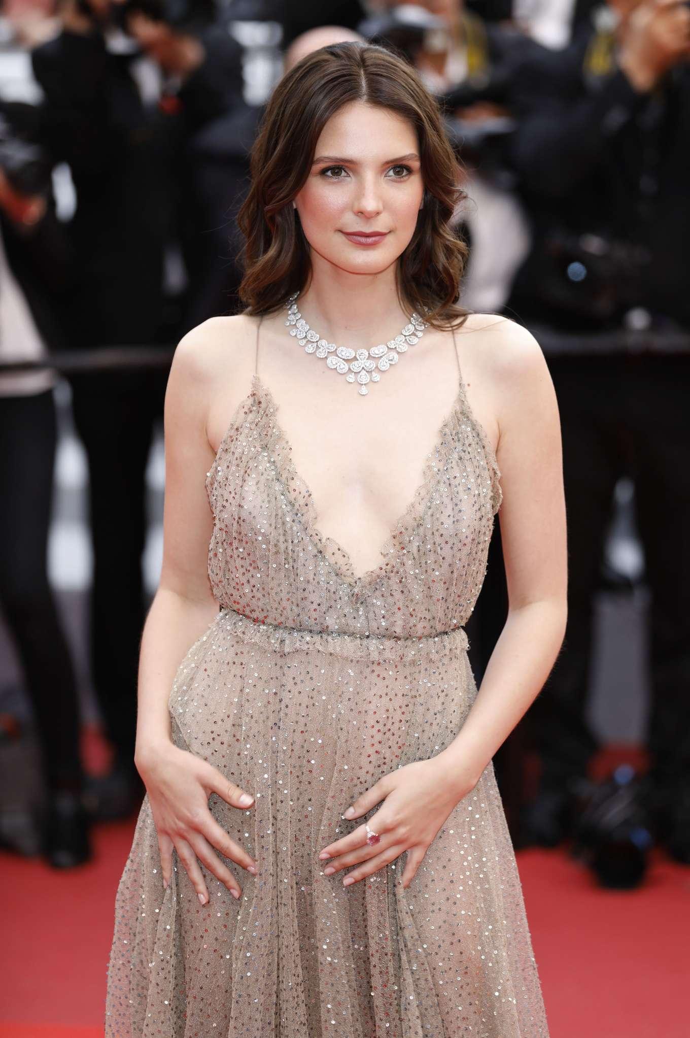 Josephine Japy - 'La Belle Epoque' Premiere at 2019 Cannes Film Festival