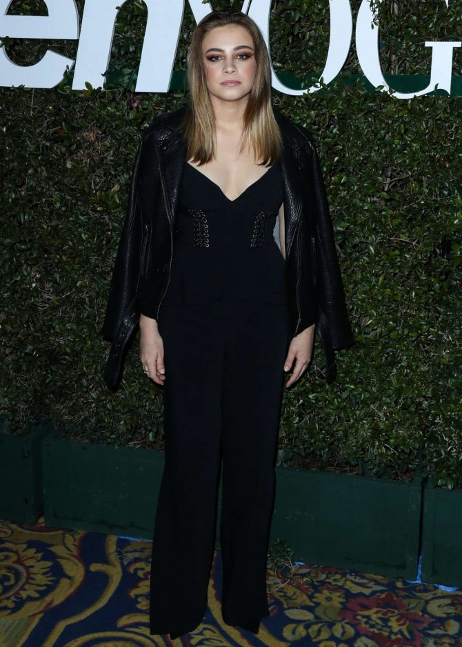 Josephine Langford - Teen Vogue's 2019 Young Hollywood Party ...