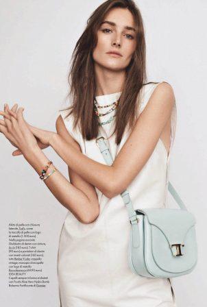 Josephine Le Tutour - Elle Italy Magazine (June 2020)