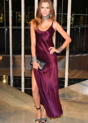 Josephine Skriver - 2015 CFDA Fashion Awards in NYC