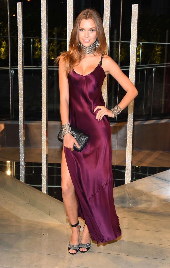 Josephine Skriver - 2015 CFDA Fashion Awards in NYC
