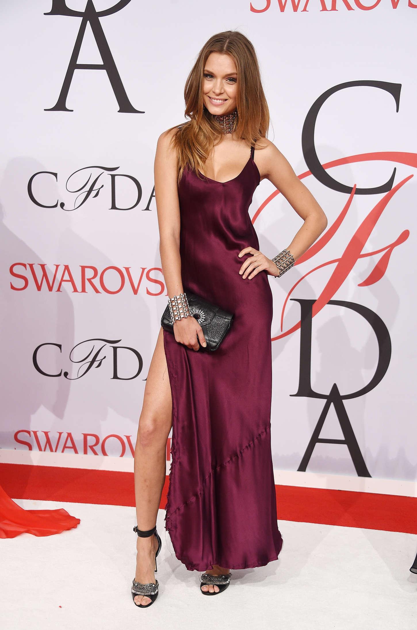 Josephine Skriver 2015 : Josephine Skriver: 2015 CFDA Fashion Awards -06