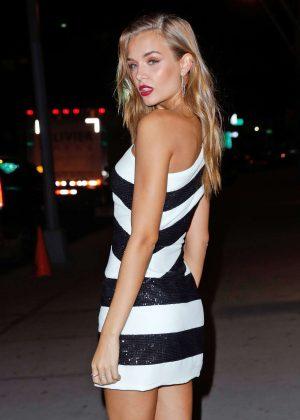 Josephine Skriver - 2016 Victoria's Secret Fashion Show Party in New York