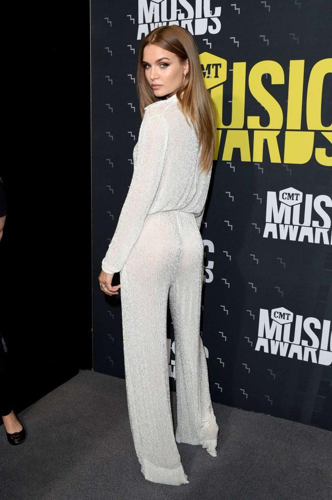 Josephine Skriver - 2017 CMT Music Awards in Nashville