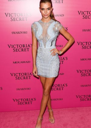 Josephine Skriver - 2017 Victoria's Secret Fashion Show After Party in Shanghai
