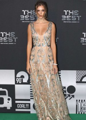 Josephine Skriver - 2018 Best FIFA Football Awatds in London