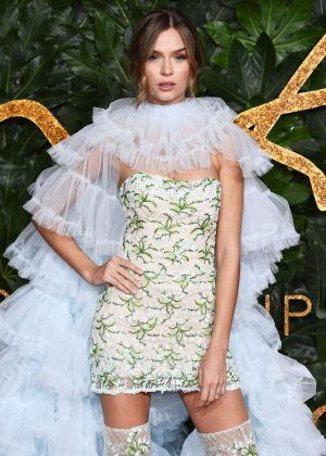 Josephine Skriver - 2018 British Fashion Awards in London
