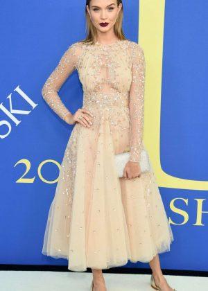Josephine Skriver - 2018 CFDA Fashion Awards in Brooklyn