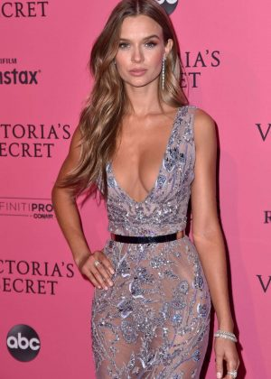 Josephine Skriver - 2018 Victoria's Secret Fashion Show After Party in NY