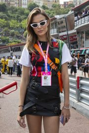 Josephine Skriver - 77th Formula 1 Grand Prix of Monaco