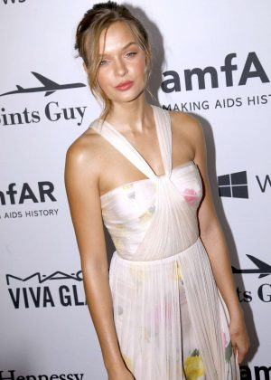 Josephine Skriver - 7th Annual amfAR Inspiration Gala in New York