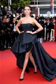 Josephine Skriver - 'A Hidden Life' Premiere at 2019 Cannes Film Festival