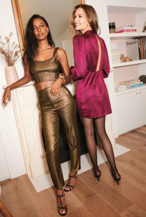 Josephine Skriver and Jasmine Tookes - Dynamite Clothing 2020