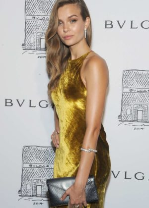 Josephine Skriver - Bulgari Flagship Store Opening Celebration in NY