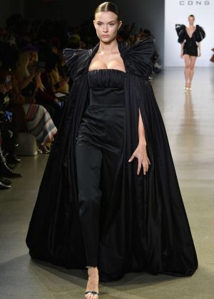 Josephine Skriver - Cong Tri Fall 2019 Runway Show in New York