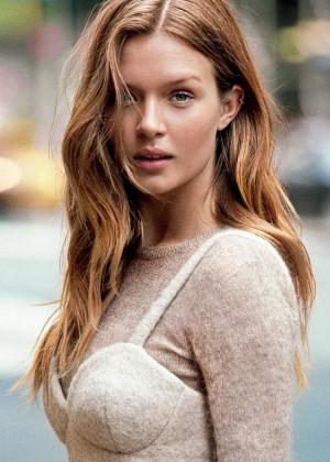 Josephine Skriver - Elle Italy Magazine (September 2015)