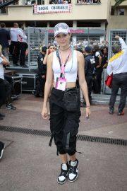 Josephine Skriver - Formula One Monaco Grand Prix