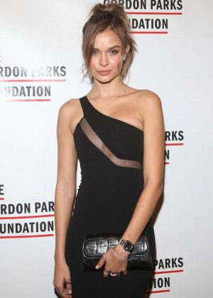 Josephine Skriver - Gordon Parks Foundation Awards Dinner in New York