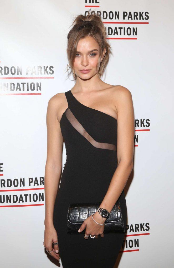 Josephine Skriver - Gordon Parks Foundation Awards Dinner in New York