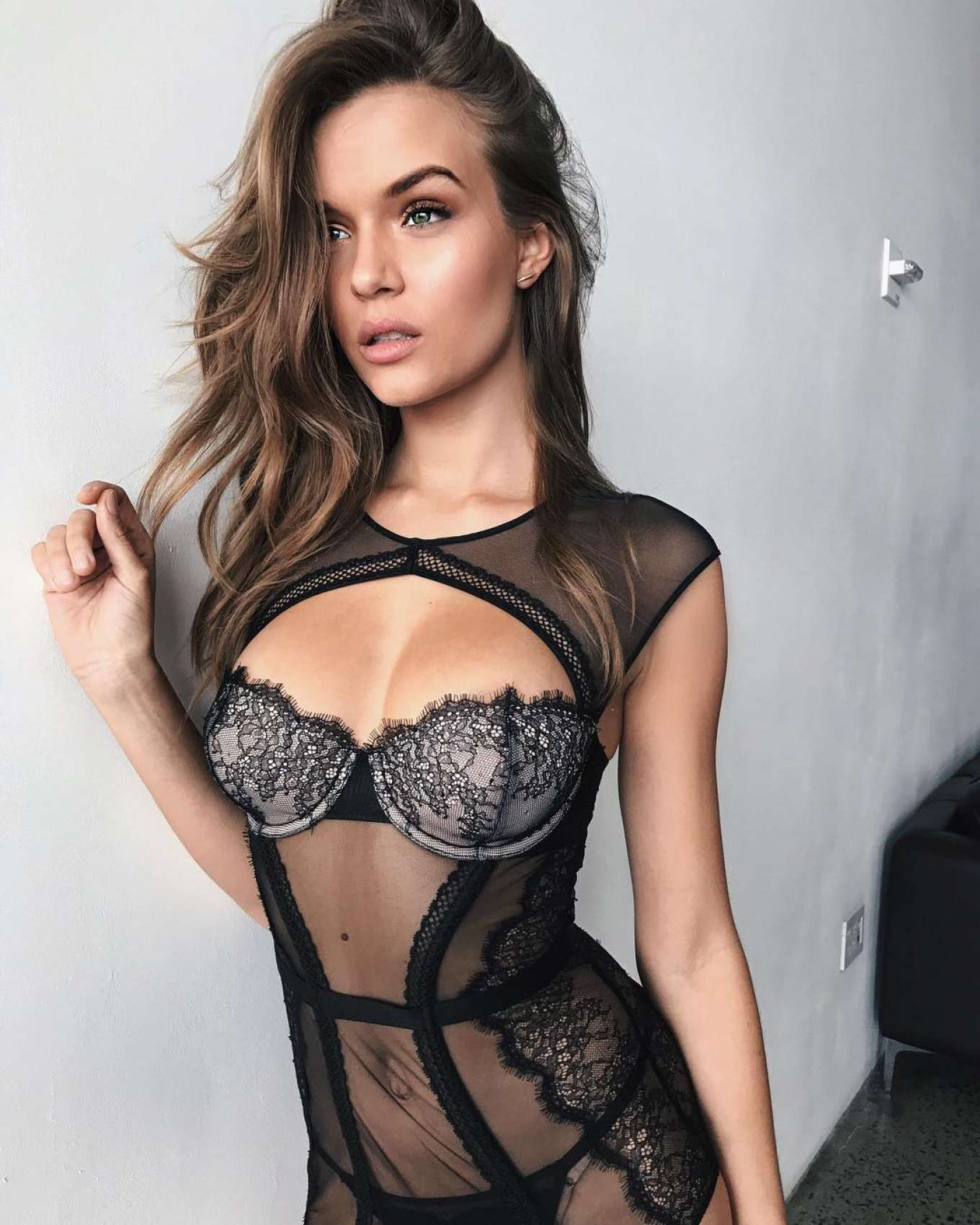 Pussy Hot Josephine Skriver naked photo 2017
