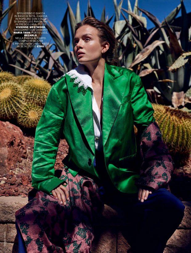 Josephine Skriver - Marie Claire Italy Magazine (May 2019)