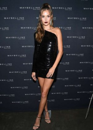 Josephine Skriver - Maybelline x New York Fashion Week XIX Party in NYC
