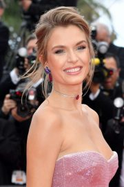 Josephine Skriver - 'Once Upon A Time In Hollywood' Premiere at 2019 Cannes Film Festival