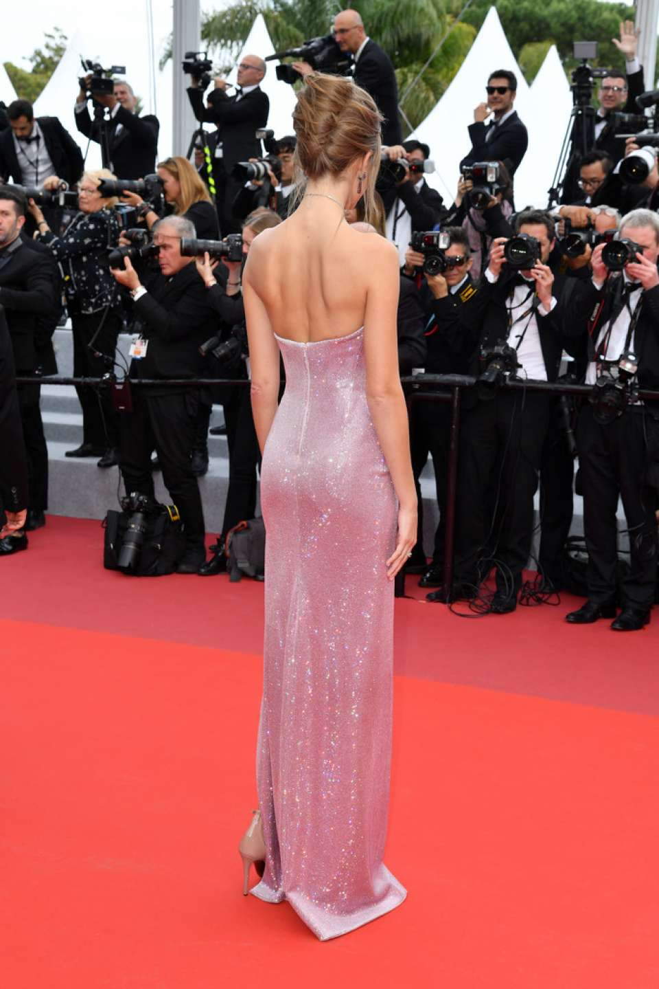 Josephine Skriver 2019 : Josephine Skriver: Once Upon A Time In Hollywood Premiere-08