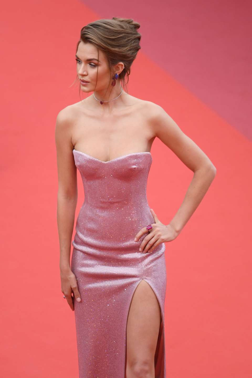 Josephine Skriver 2019 : Josephine Skriver: Once Upon A Time In Hollywood Premiere-09