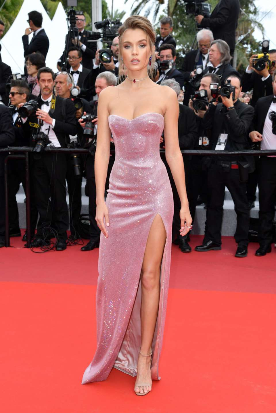 Josephine Skriver 2019 : Josephine Skriver: Once Upon A Time In Hollywood Premiere-10