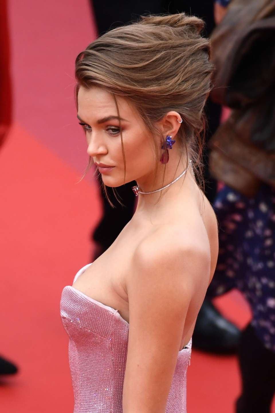 Josephine Skriver 2019 : Josephine Skriver: Once Upon A Time In Hollywood Premiere-11
