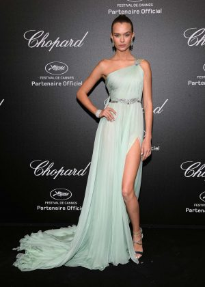 Josephine Skriver - Secret Chopard Party at 208 Cannes Film Festival