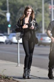 Josephine Skriver - Shopping in Los Angeles