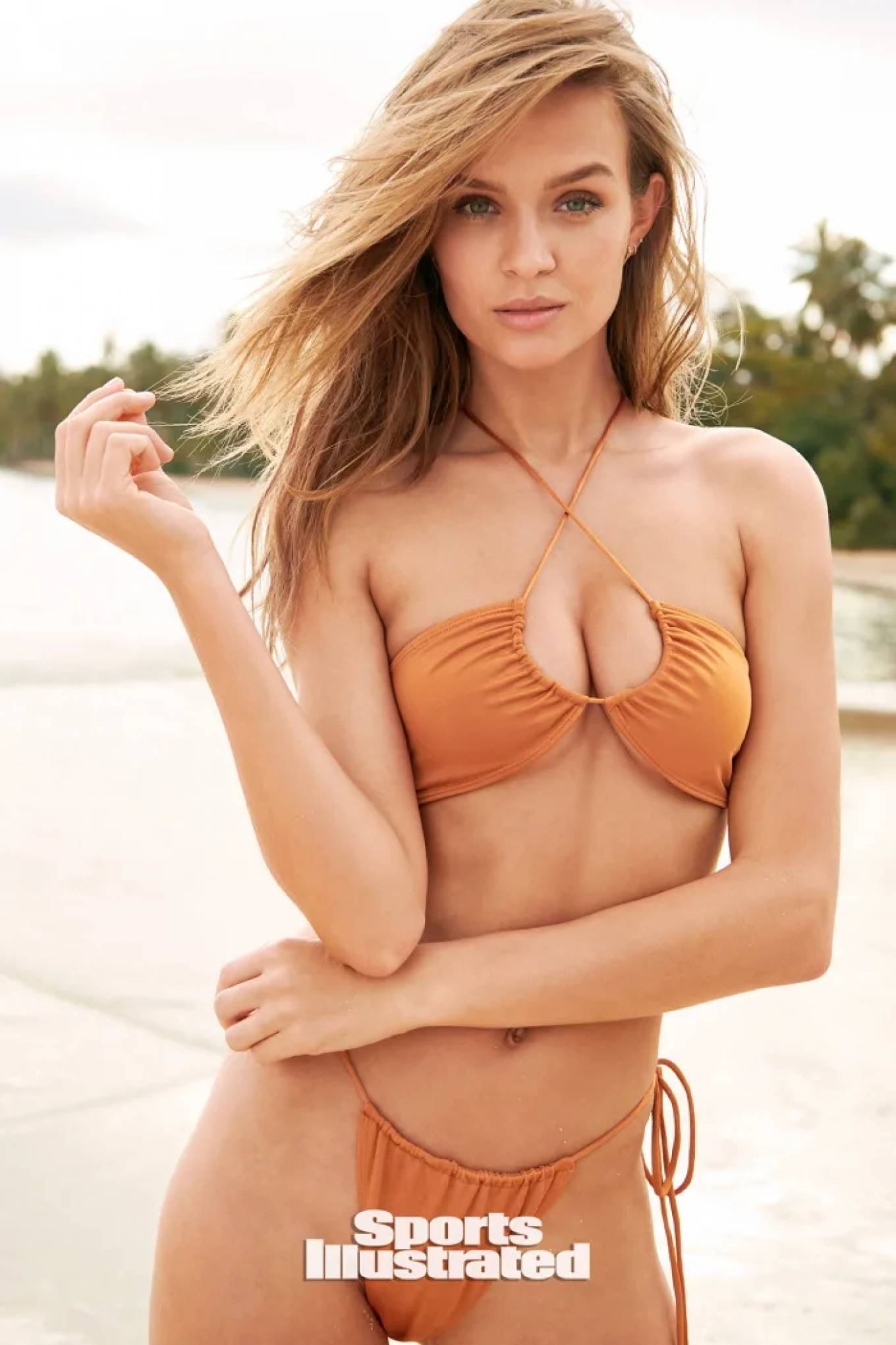 Josephine Skriver - Sports Illustrated Swimsuit 2020 Preview