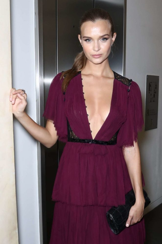 Josephine Skriver - Take Home a Nude Annual Auction and Dinner in NY