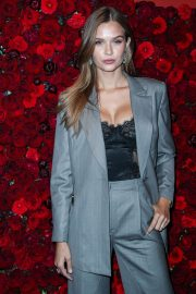 Josephine Skriver - Victoria's Secret Bombshell Intense Launch Party in New York