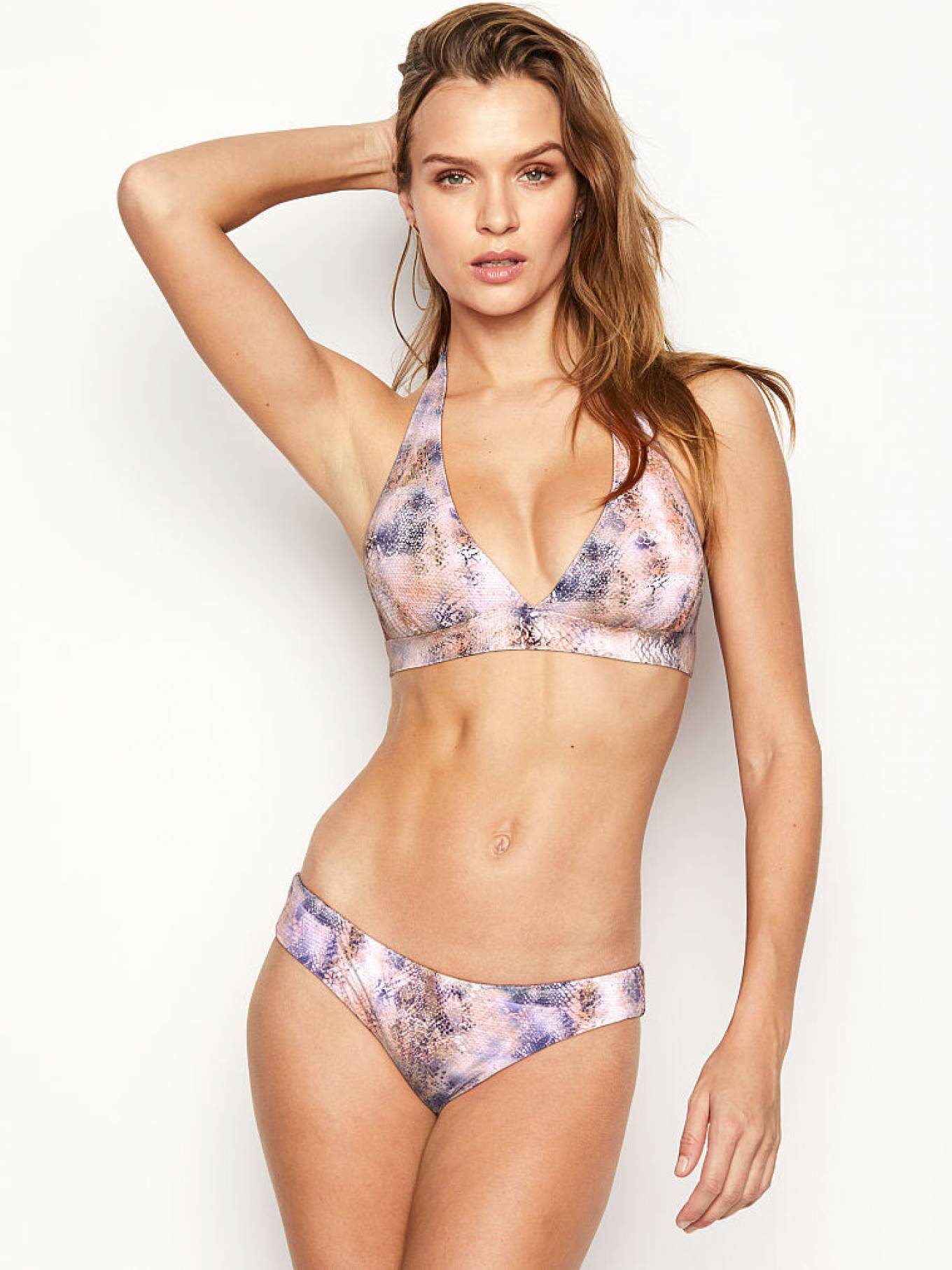 Josephine Skriver - Victoria's Secret collection August 2020