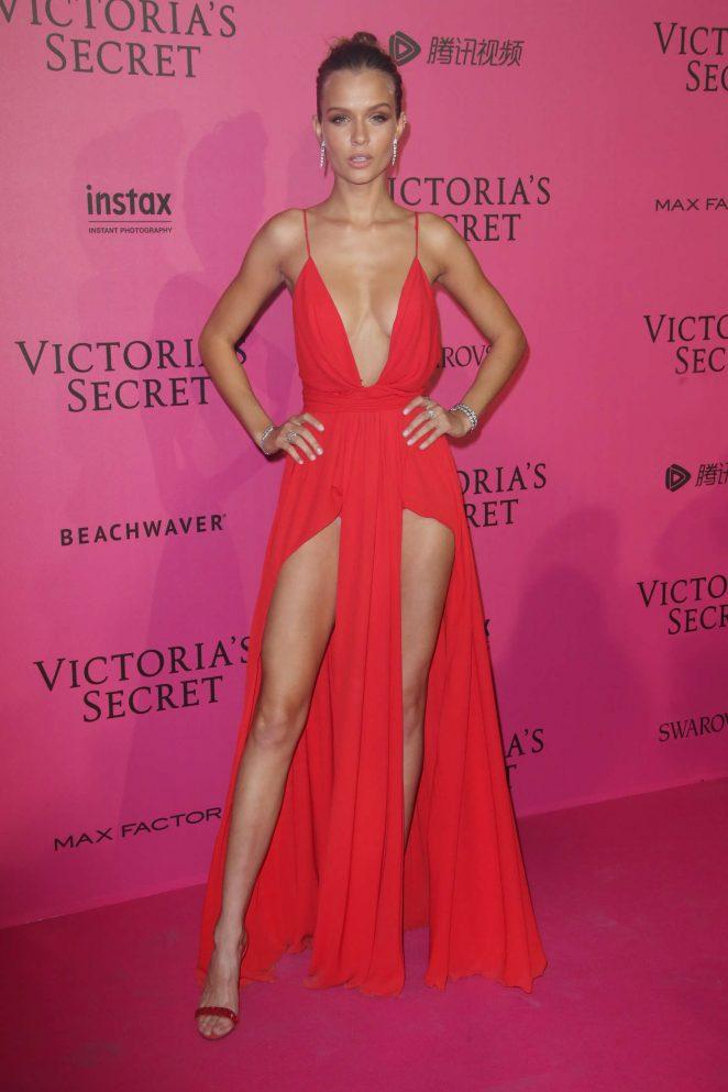 Josephine Skriver - Victoria's Secret Fashion Show 2016 After Party in Paris
