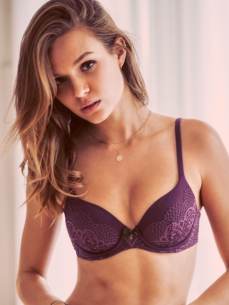 Josephine Skriver: Victorias Secret Photoshoot -10 - GotCeleb