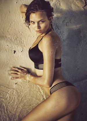 Josephine Skriver - Victoria's Secret Bikini Photoshoot (December 2015)