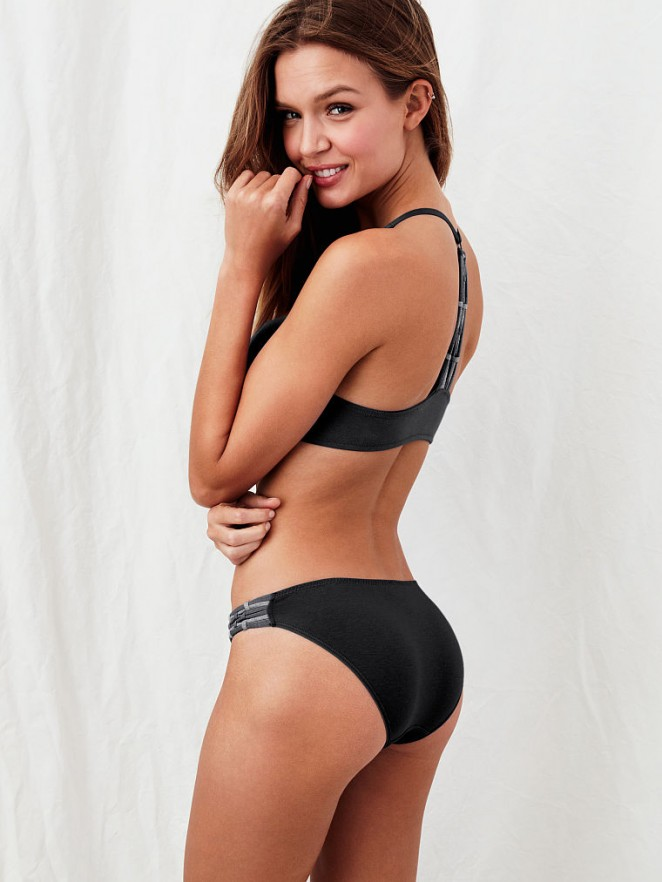 Josephine Skriver - Victoria's Secret Photoshoot (January 2016)