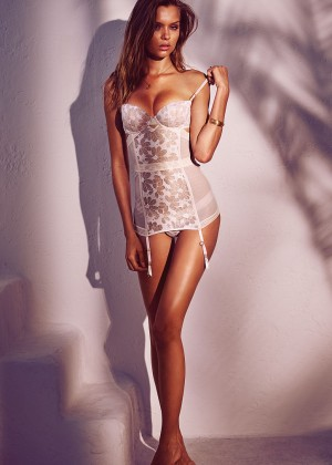 Josephine Skriver - Victoria's Secret Photoshoot (May 2015)