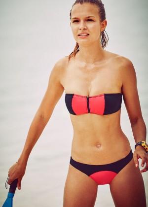 Josephine Skriver: Victorias Secret shoot (December 2015)-21