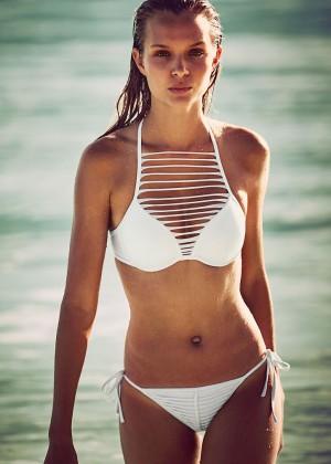 Josephine Skriver: Victorias Secret shoot (December 2015)-22