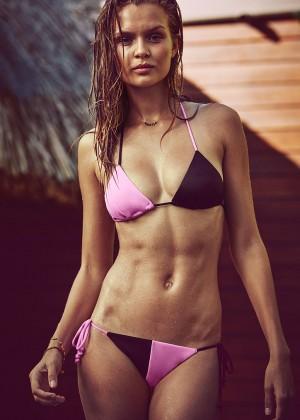 Josephine Skriver: Victorias Secret shoot (December 2015)-23