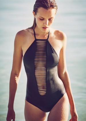 Josephine Skriver: Victorias Secret shoot (December 2015)-30