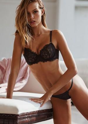 Josephine Skriver: Victorias Secret shoot (December 2015)-45