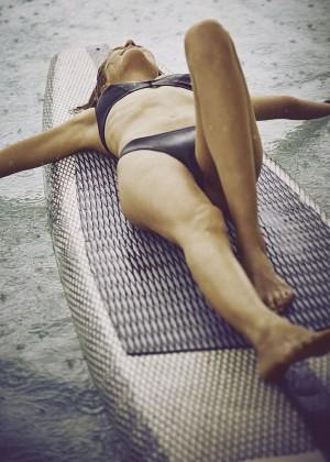 Josephine Skriver: Victorias Secret shoot (December 2015)-54