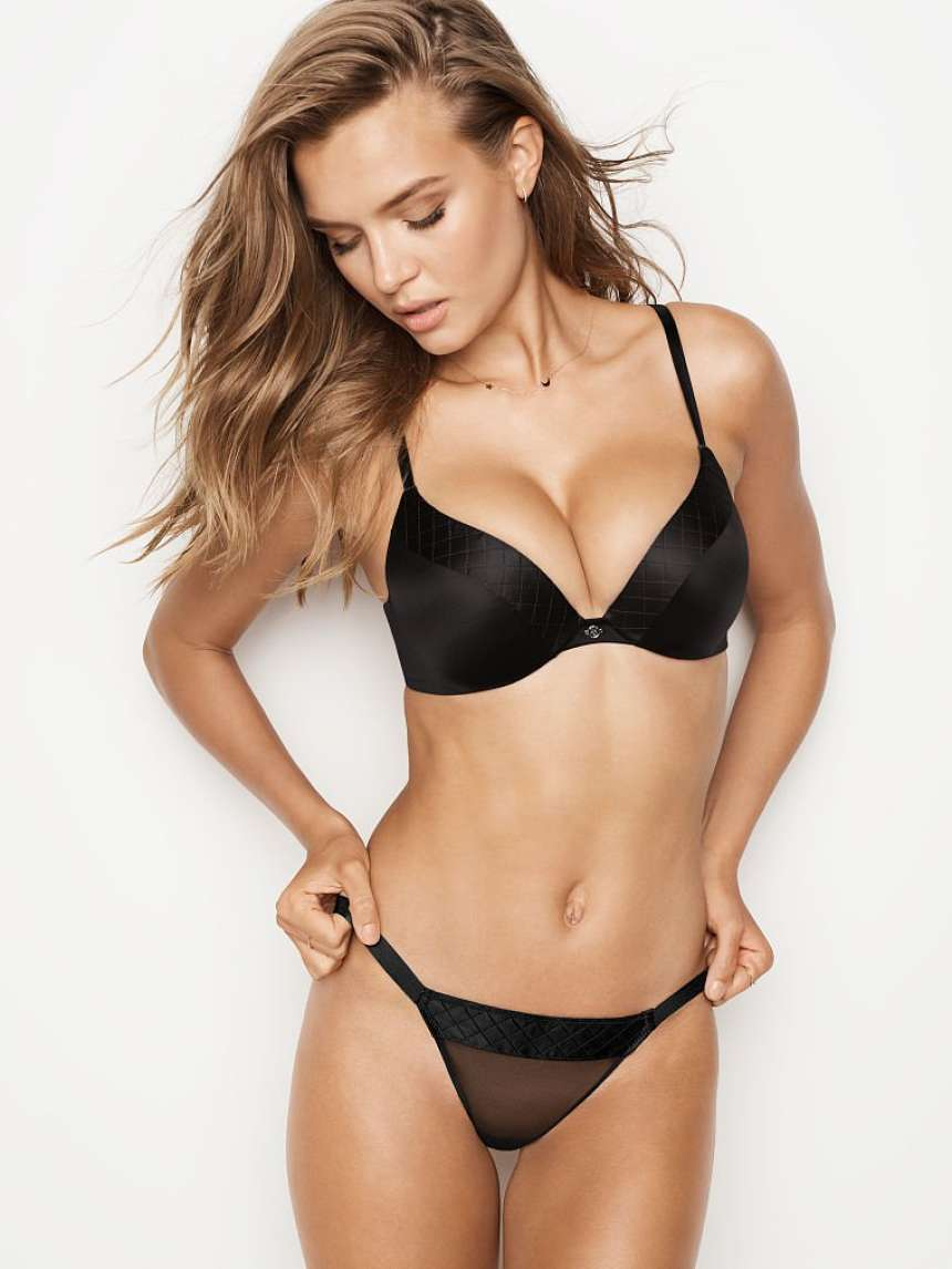 Josephine Skriver – Victoria's Secret Shoot (October 2017)