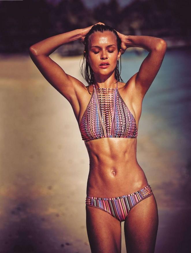Josephine Skriver 2016 : Josephine Skriver: Victoria;s Secret Swim 2016 -02